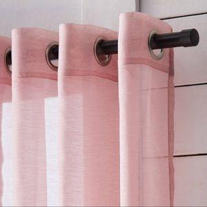 Bouclair Kacha Sheer Curtains